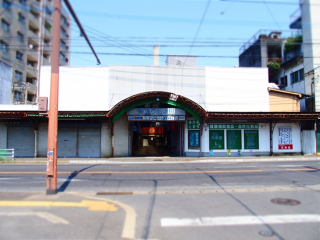 寿通り商店街1
