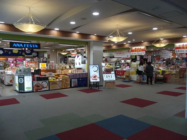 佐賀空港土産物店