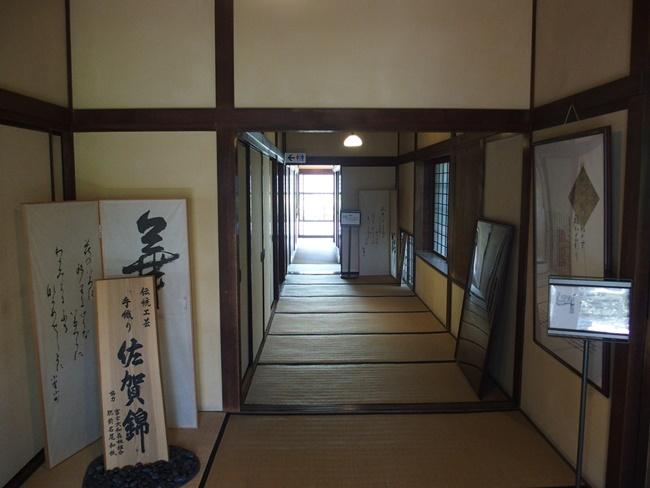旧福田家玄関2