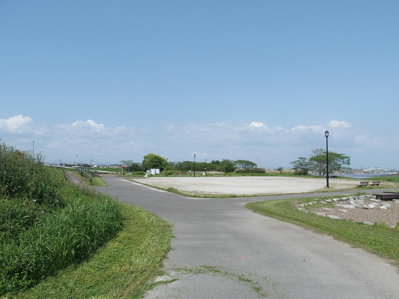 三重津海軍所跡2