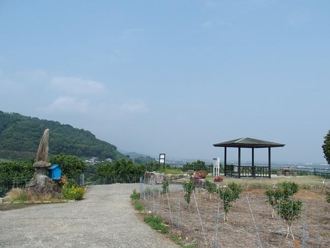 赤坂山展望台