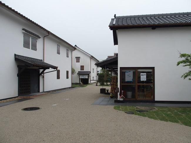 佐賀市歴史民俗館⑥「旧森永家」旧家を改装したお買い物ゾーン。紅葉の紅茶がオシャレすぎる!