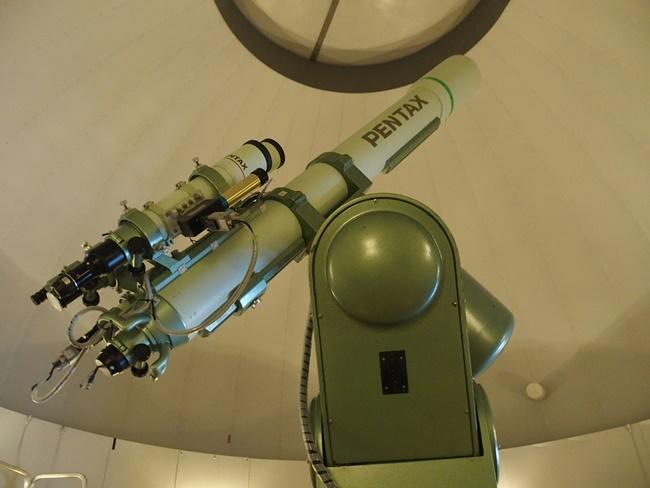 佐賀宇宙科学館望遠鏡