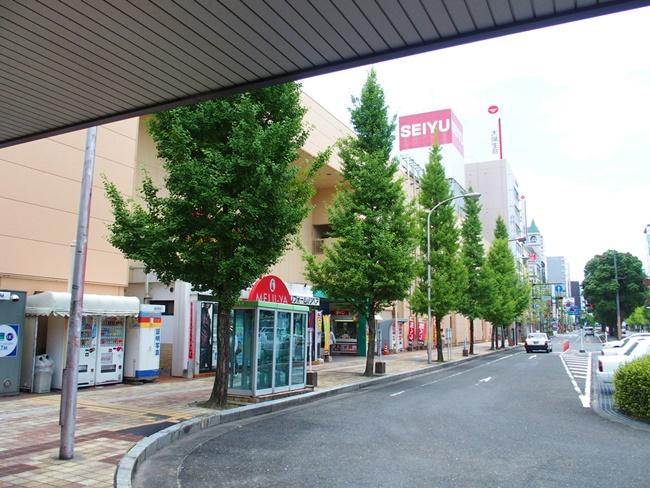 西友佐賀駅前