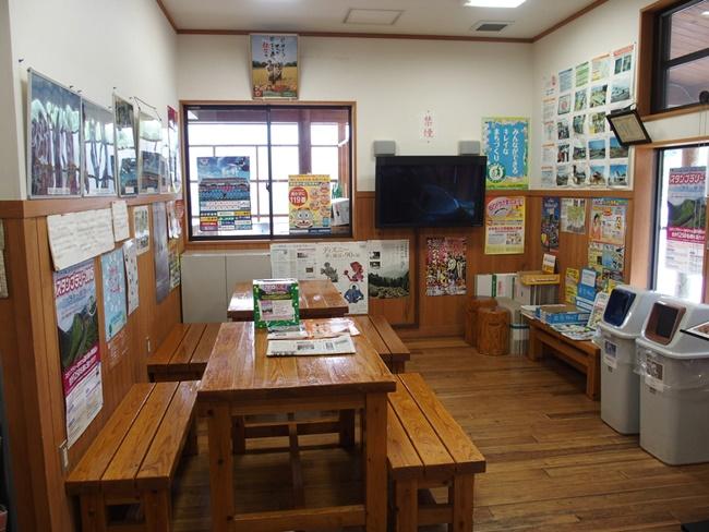 道の駅吉野ヶ里観光スペース