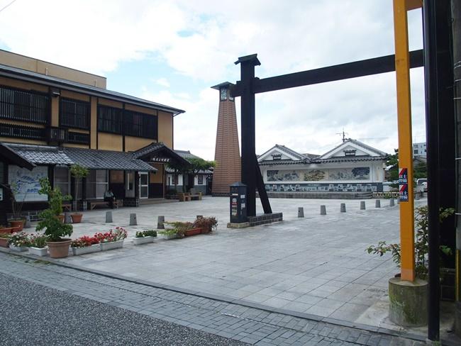 武雄長崎街道公園