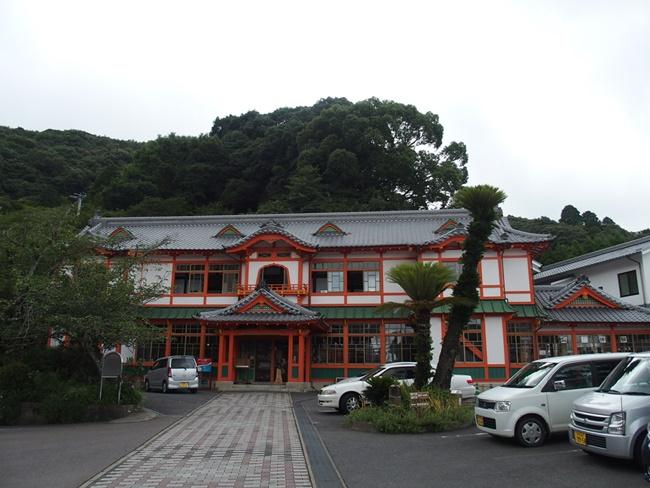 武雄温泉新館外観