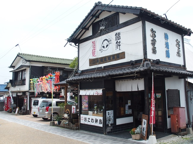 「神埼宿場茶屋」佐賀神埼市の旧長崎街道沿いにある茶屋風のグルメスポット