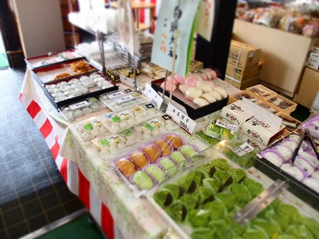 神埼茶屋和菓子
