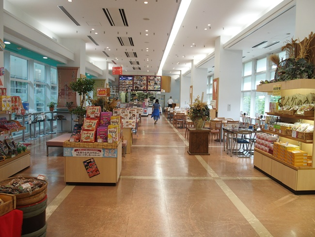 吉野ヶ里歴史公園売店