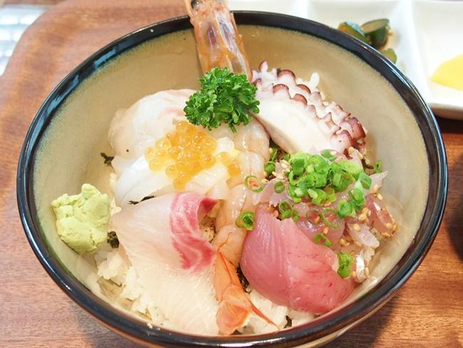 花咲耶海鮮丼