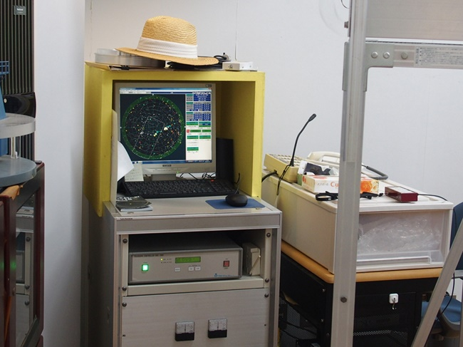望遠鏡コンピュータ