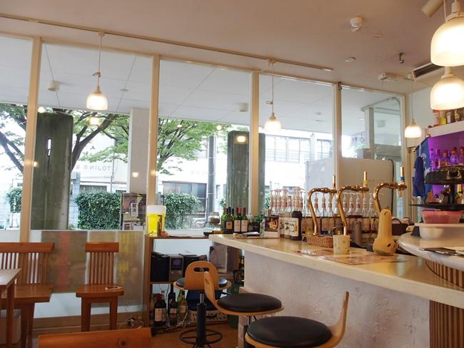 TOJIN茶屋店内2
