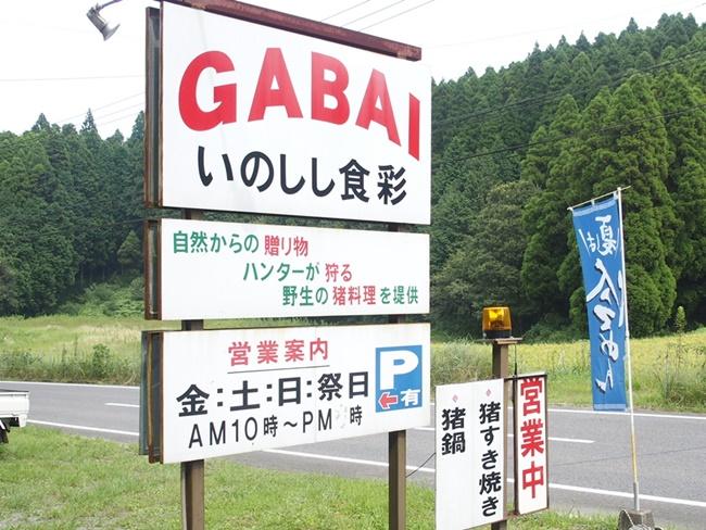 「GABAIいのしし食彩」佐賀三瀬の猟師直営!本格ジビエのイノシシ料理店