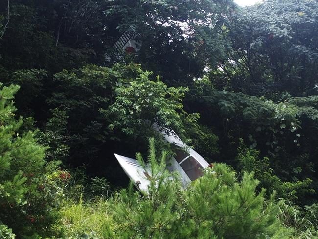 飛行機墜落?2