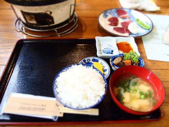 GABAI猪焼肉定食