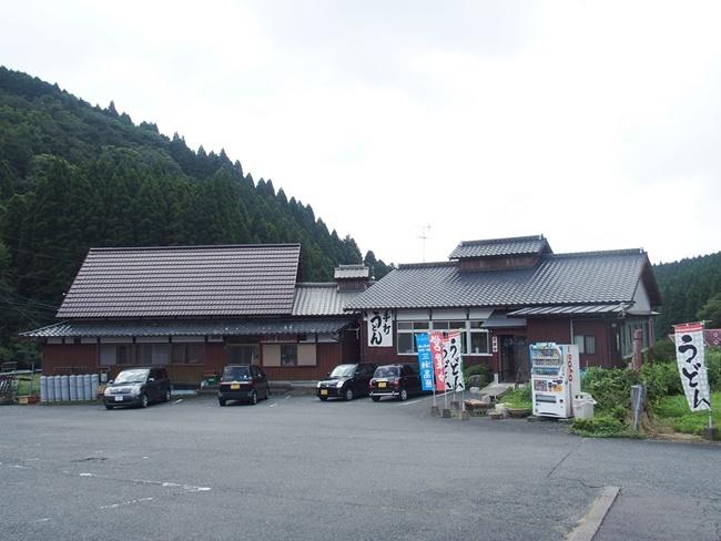 「ひの木屋うどん」佐賀三瀬の野菜天ぷらが激ウマ!なうどんレストラン。