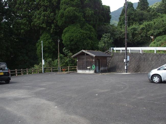 江里山駐車場