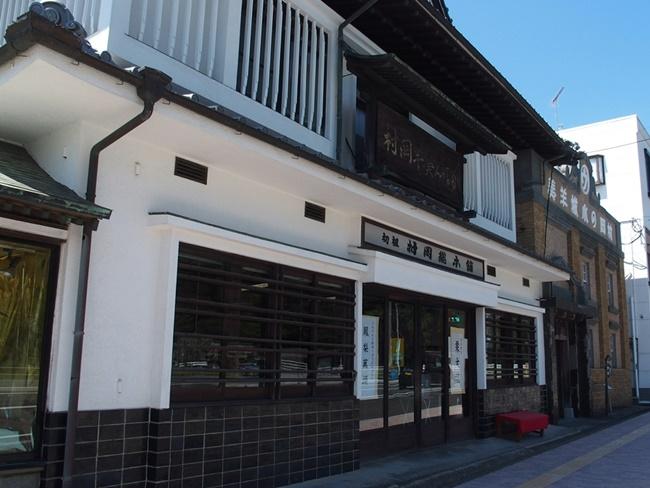 「村岡総本舗 羊羹資料館」100年以上の歴史を持つ小城羊羹の歴史を伝える資料館