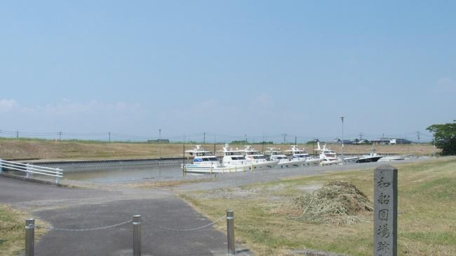 三重津w和船泊地