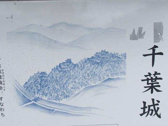 千葉城絵図