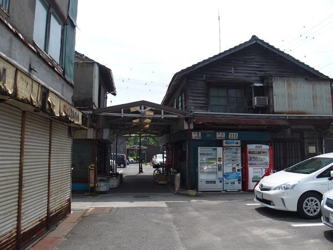 佐嘉神社商店街