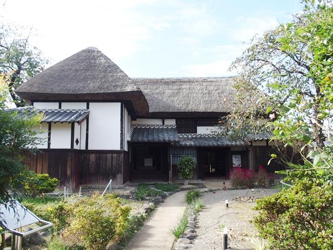 「旧乗田家住宅」江戸時代後期、在郷武士の居宅を訪ねてみた!佐賀鹿島『肥前浜宿』