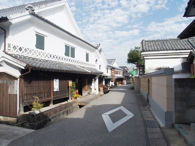 肥前浜宿「酒蔵通り」古い宿場町の姿を残す佐賀の観光スポット!見どころダイジェスト