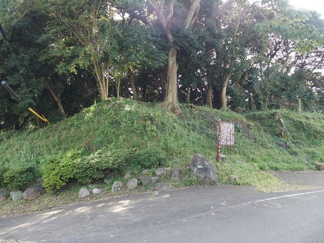 竹崎城跡石垣