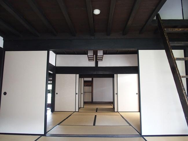 旧乗田家住宅座敷1