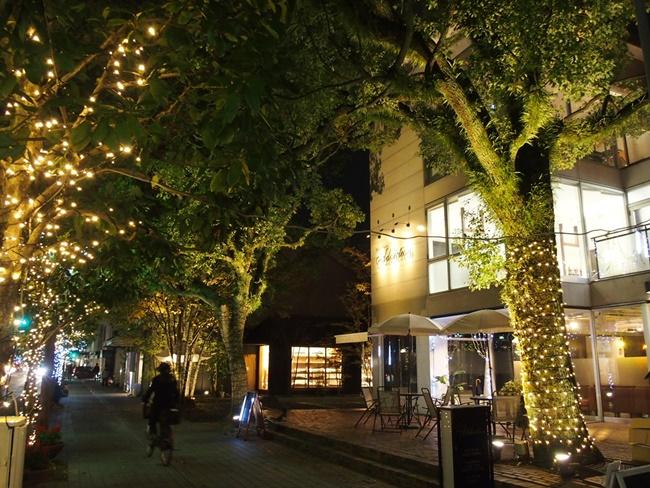 佐賀ライトファンタジー綺麗な場所