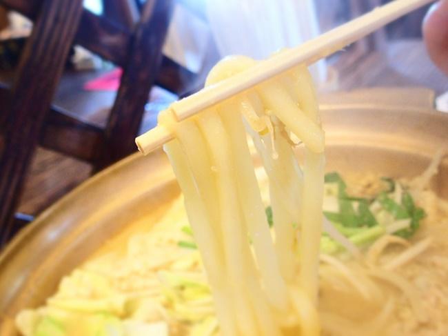 大地うどん麺