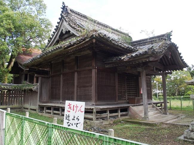 蓮池神社社殿