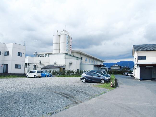 「伊之助製麺直売コーナー」江戸文政元年から380年の歴史を持つ佐賀神埼の製麺メーカー直売所