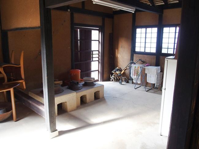 旧乗田家住宅台所