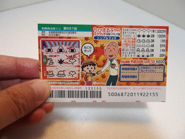 冨田園茶舗200円当たり