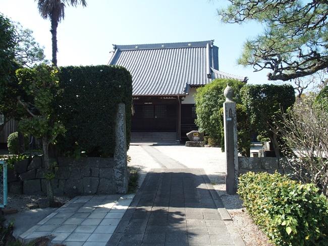 水ヶ江城円蔵院