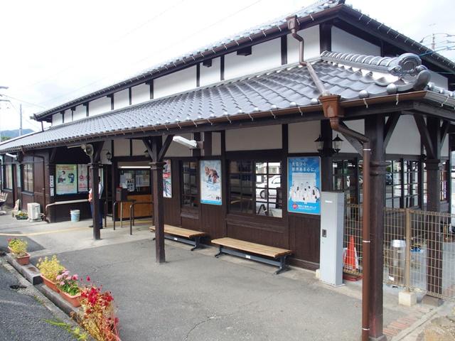 小城駅駅舎2