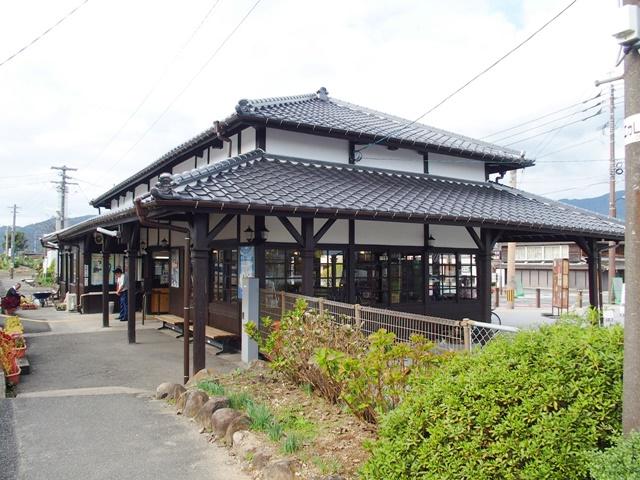 小城駅駅舎5
