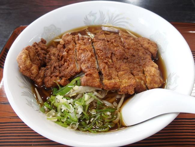 高揚パイクウ麺