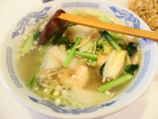 たんたん海戦スープ麺