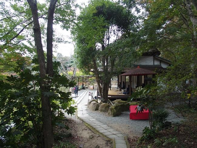 御船山楽園萩野尾茶屋1