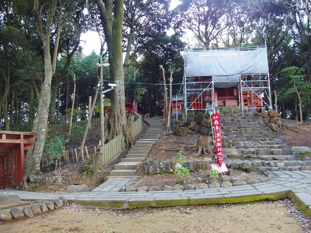 祐徳稲荷神社奥の院