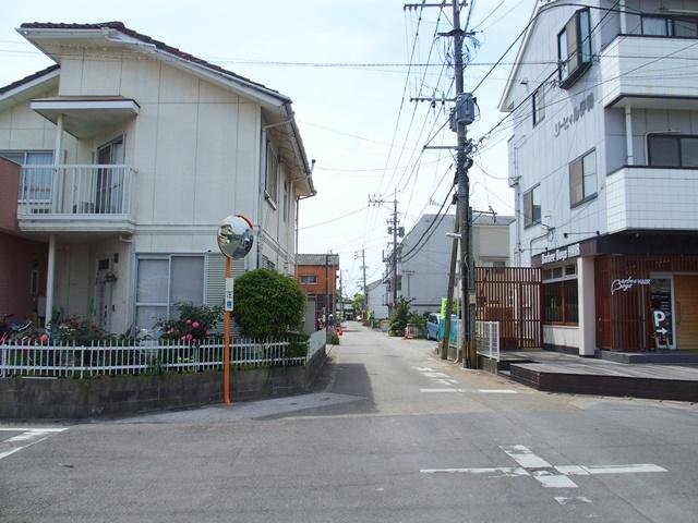 伊勢神社参道