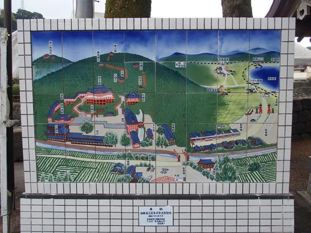 祐徳稲荷神社地図