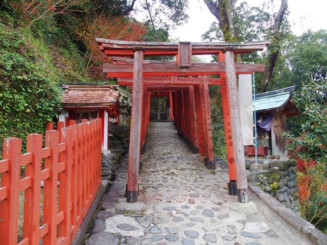 祐徳稲荷神社奥の院参道1