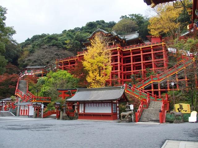 祐徳稲荷神社本殿1