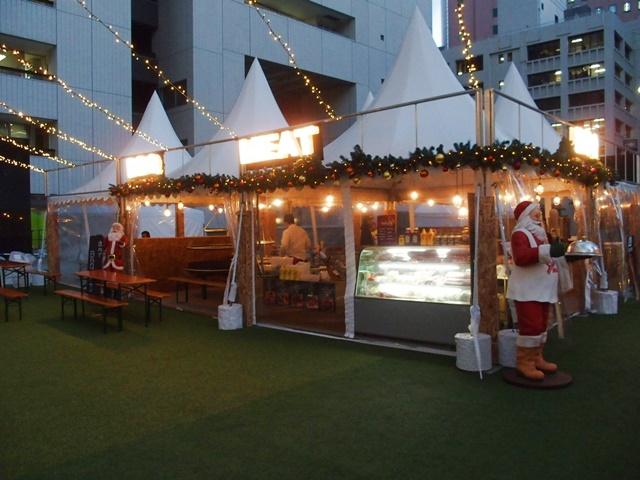 天神クリスマスマーケットテナント8