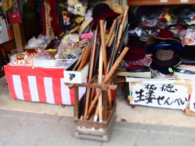 祐徳稲荷神社木刀