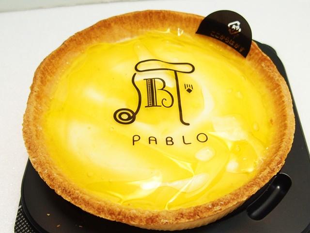 PABLO監修チーズタルト1